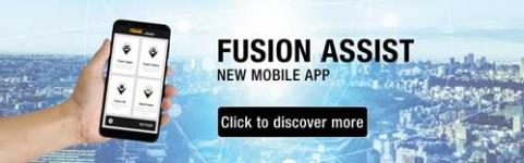 Fusion Assist NEW Mobile App